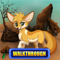 Fennec Fox Desert Escape Walkthrough